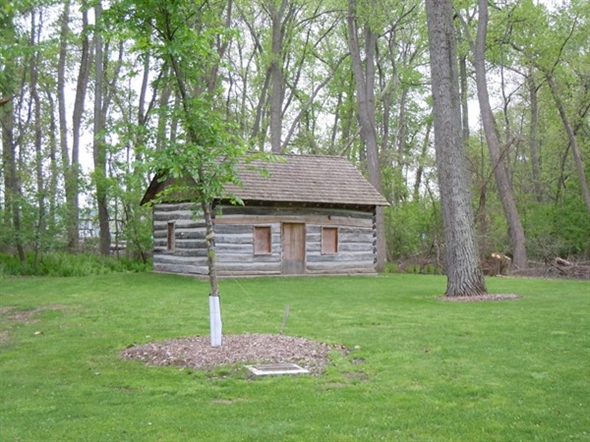 North Cabin in Myers Park