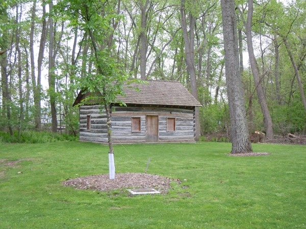 North Cabin - Myers Park