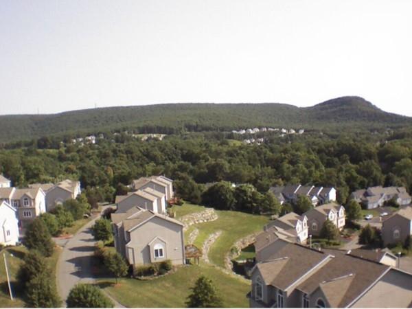 Aeriel view of Timber Ridge