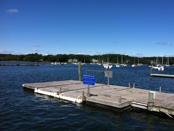 Town of Huntington Aquaculture life