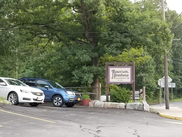 Mountain Brauhaus is a taste of Germany in the mountains of the Hudson Valley in Ulster County