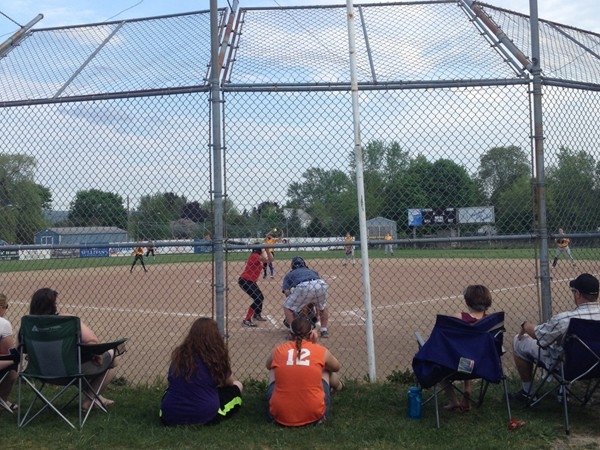 Softball at Gardner Road