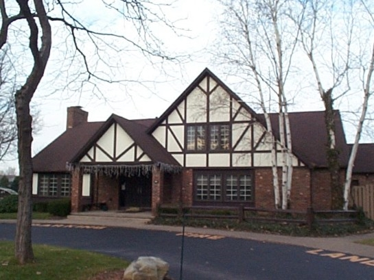 Clubhouse in Windsor Square in Penfield