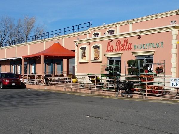 La Bella Marketplace is an Italian specialty store