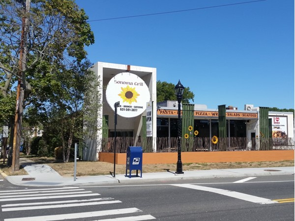 Just opened: Sonoma Grill