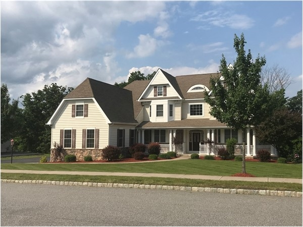 This neighborhood offers beautiful homes to choose from in Monroe