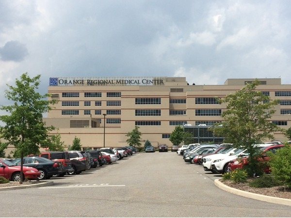 New local hospital- Orange Regional Medical Center, Middletown