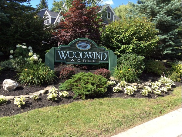 Woodwind Acres. Located in the  Orchard Park School District.