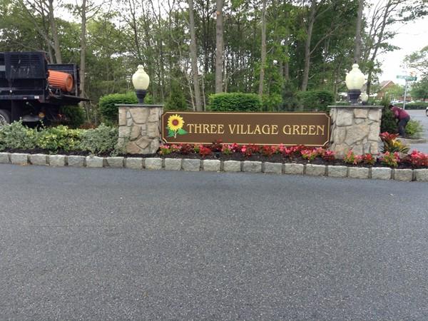 Three Village Green of South Setauket