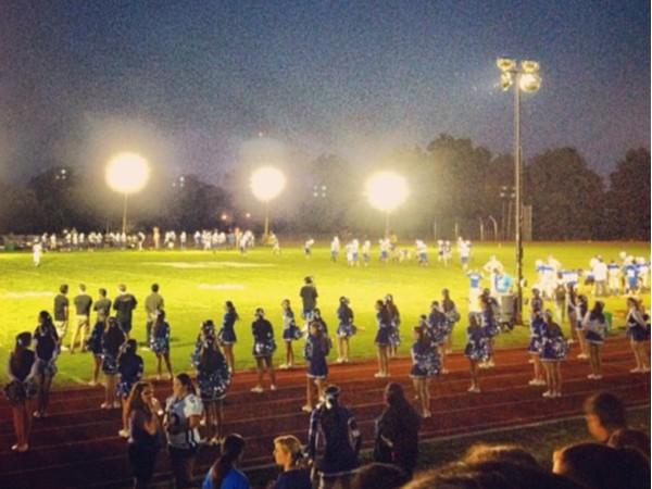 Herricks High School Homecoming