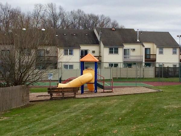 Cedarcrest playground