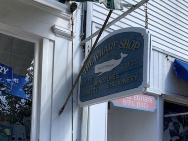 The Wharf Shop, Sag Harbor NY
