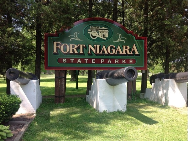 Fort Niagara State Park - Interesting history and a beautiful site