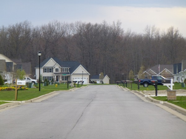 Popular streets in this neighborhood are Timberlink Rd., Pleasant Trail and Brandywine