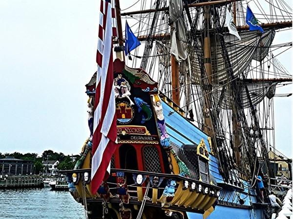 Tall Ships Challenge 2015