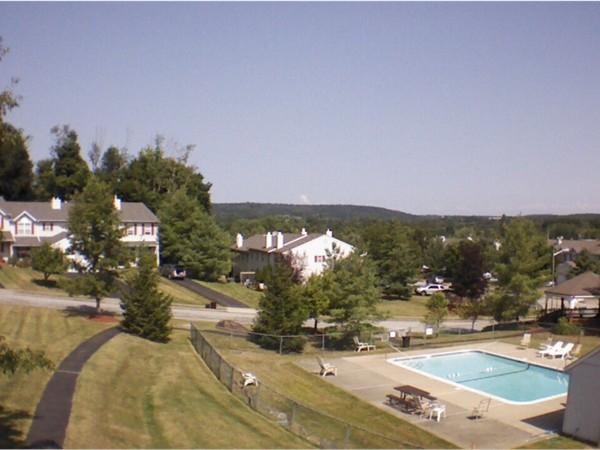 Pool in Pine Ridge
