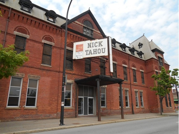 Nick Tahou's Restaurant, 320 W Main- a Rochester tradition since 1918- world famous garbage plate!