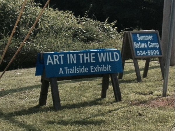 Hudson Highlands summer camp and exhibits