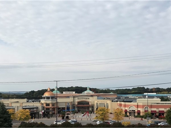 Eastview Mall offers plenty of restaurant choices