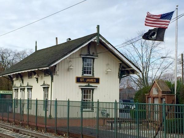 Railroad Station St James