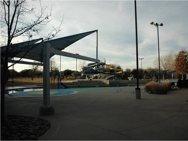 "Tom Meulenbeck Recreation Center Pool in the winter is just ""waiting for summer fun"""