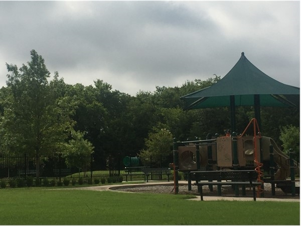 Woodcreek playground and doggy park