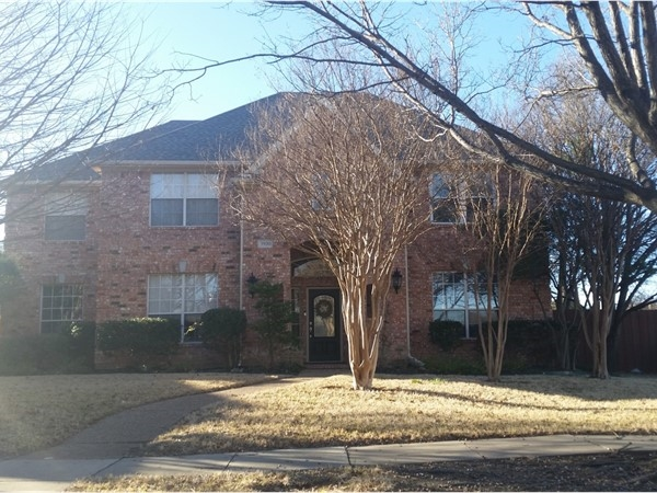 Two story home in Estates of Forest Creek