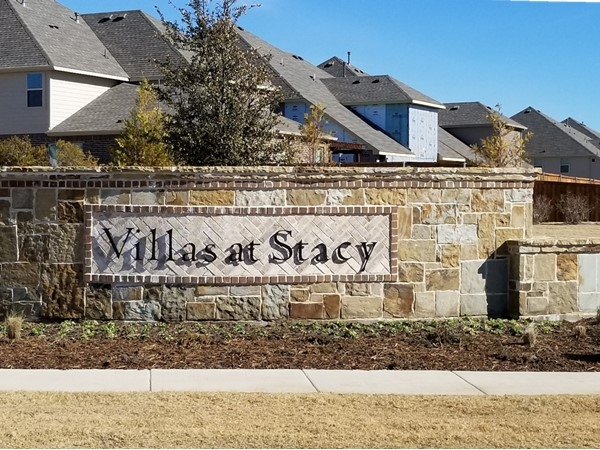 Welcome to The Villas at Stacy