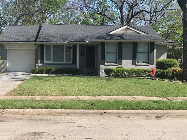 """Cute bungalows abound in Lake Highlands Estates or better known as the """"L Streets"""""""