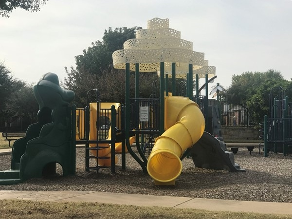One of Craig Ranch's parks