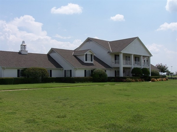 The famous Southfork Ranch