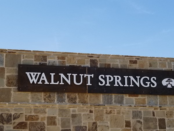 Welcome to Walnut Springs at Twin Creeks