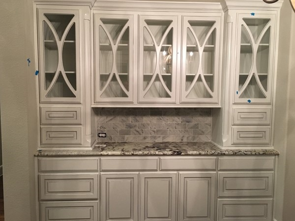 Clients are getting custom features in Frisco and Allen