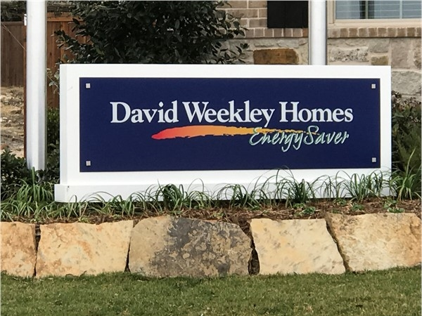 David Weekley Homes in Wynn Ridge Estates