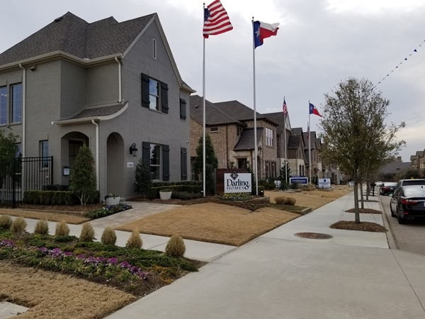 The Model Homes at Spicewood