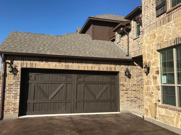 """Love the """"barn door"""" look on this Megatel Home"""