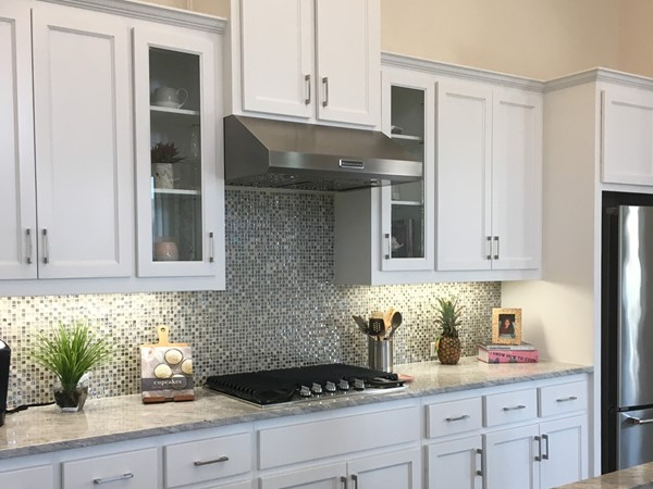 Nice kitchen with amenities