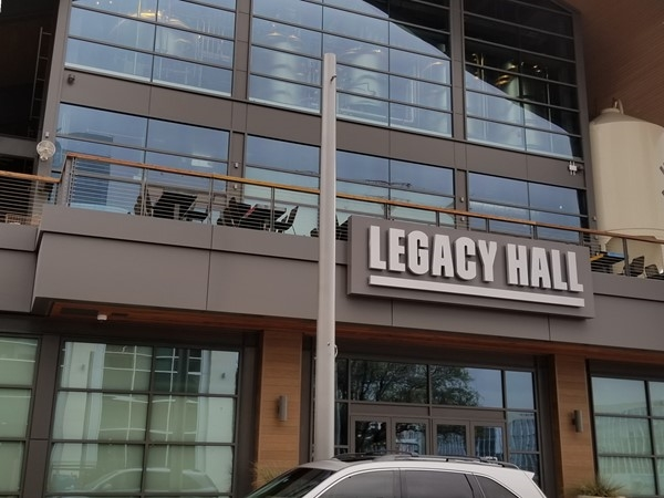 Welcome To Legacy Hall