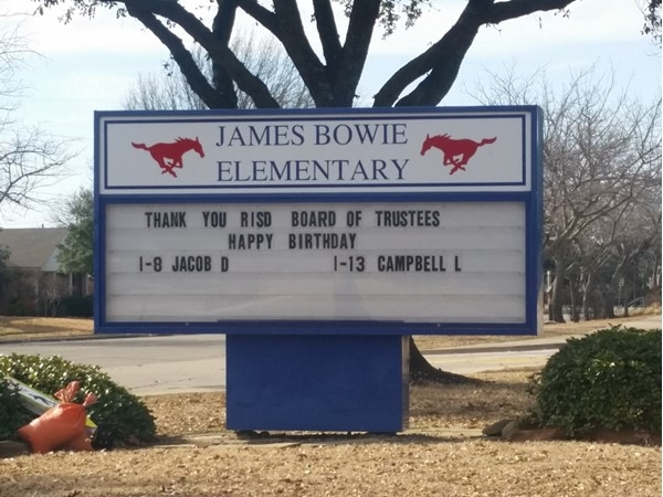 Highlands North neighborhood children attend highly rated Bowie Elementary