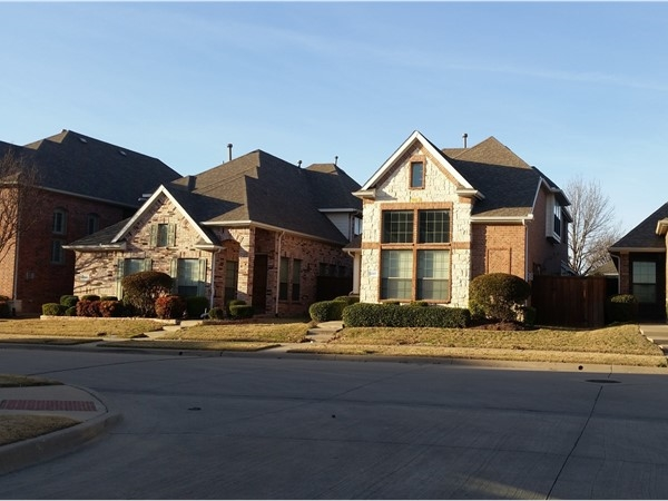 1 and 2 story homes in Village at Legacy