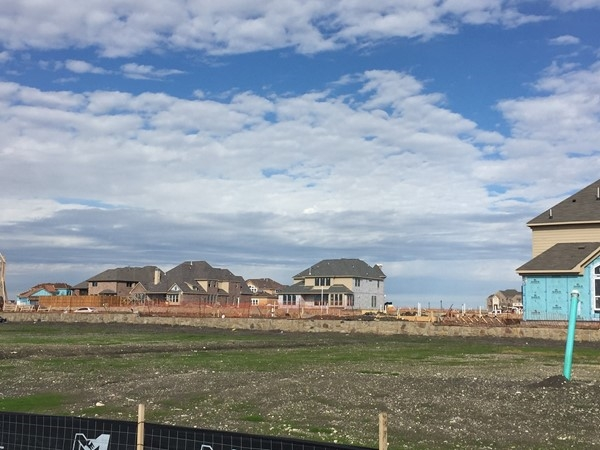 New homes by K Hov, Shaddock & Landon going up in new Lexington development in Frisco