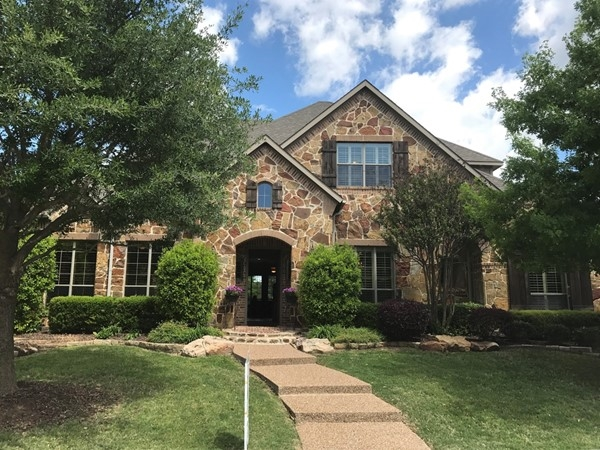 A great home in Twin Creeks