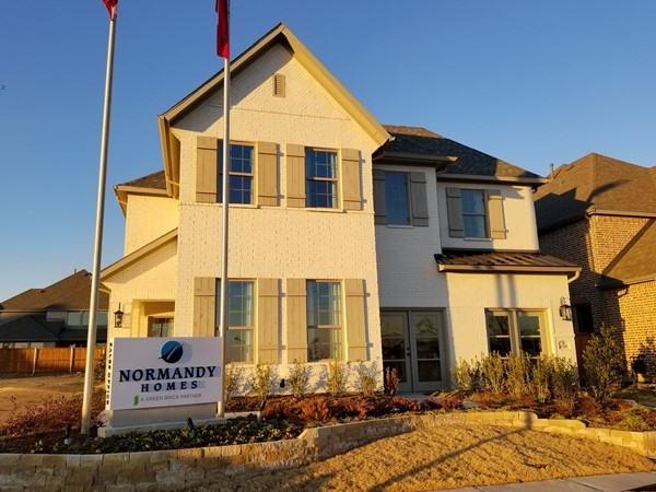 Normandy Builders Model Home