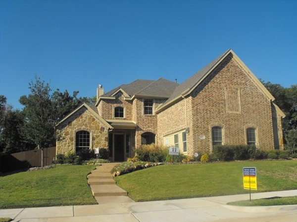 Beautiful new homes in Rockwall