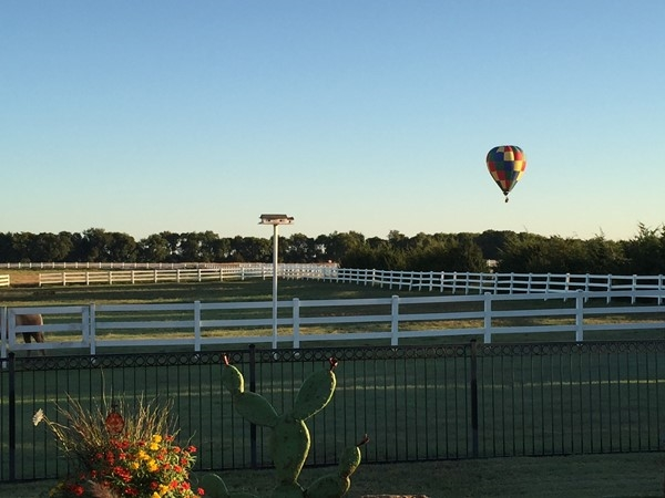 Melissa is a favorite for hot air balloon enthusiasts