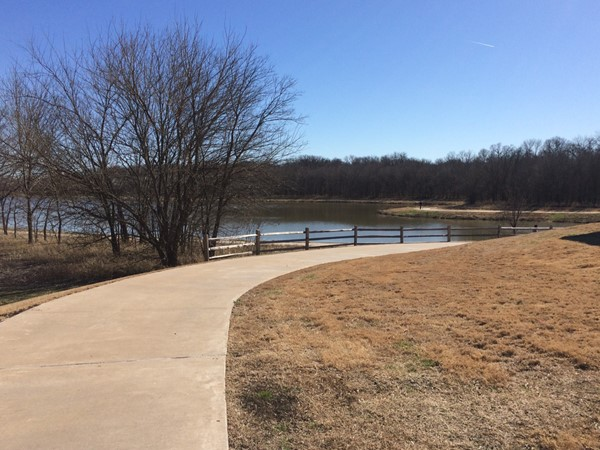 Enjoy a tranquil day in Oak Point Park & Nature Preserve