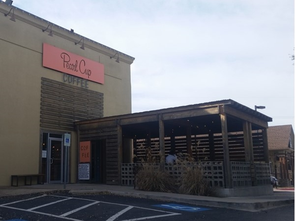 Pearl Cup Coffee in Canyon Creek Shopping Center