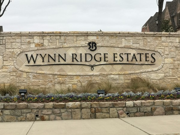 Wynn Ridge Estates of Stonebridge Ranch