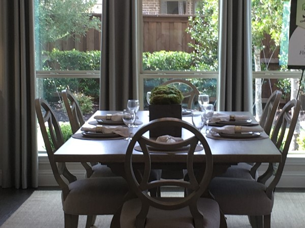 Prosper offers many styles of homes