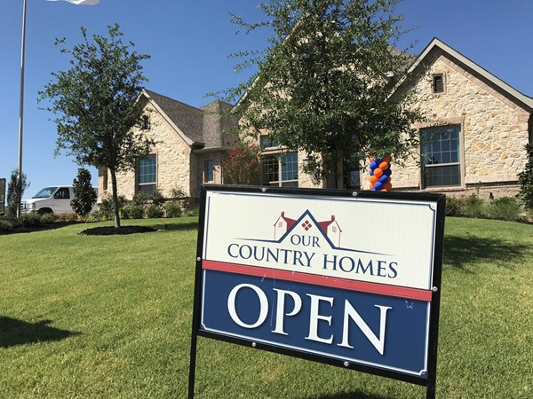 Our Country Homes Model Home